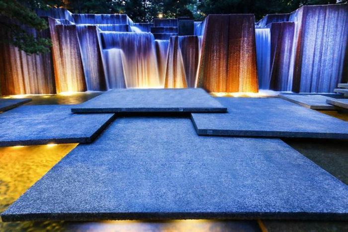 Парк фонтанов Келлера