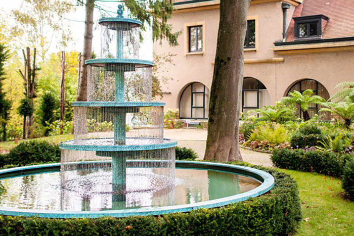 Large Tiered Fountain